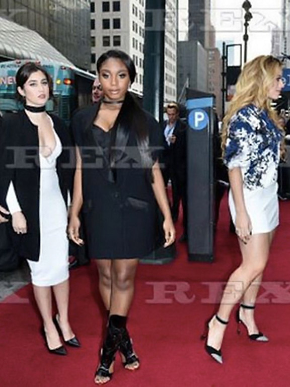 FIFTH HARMONY: Normani Kordei in Conqueror Boots, Women in Music Awards image