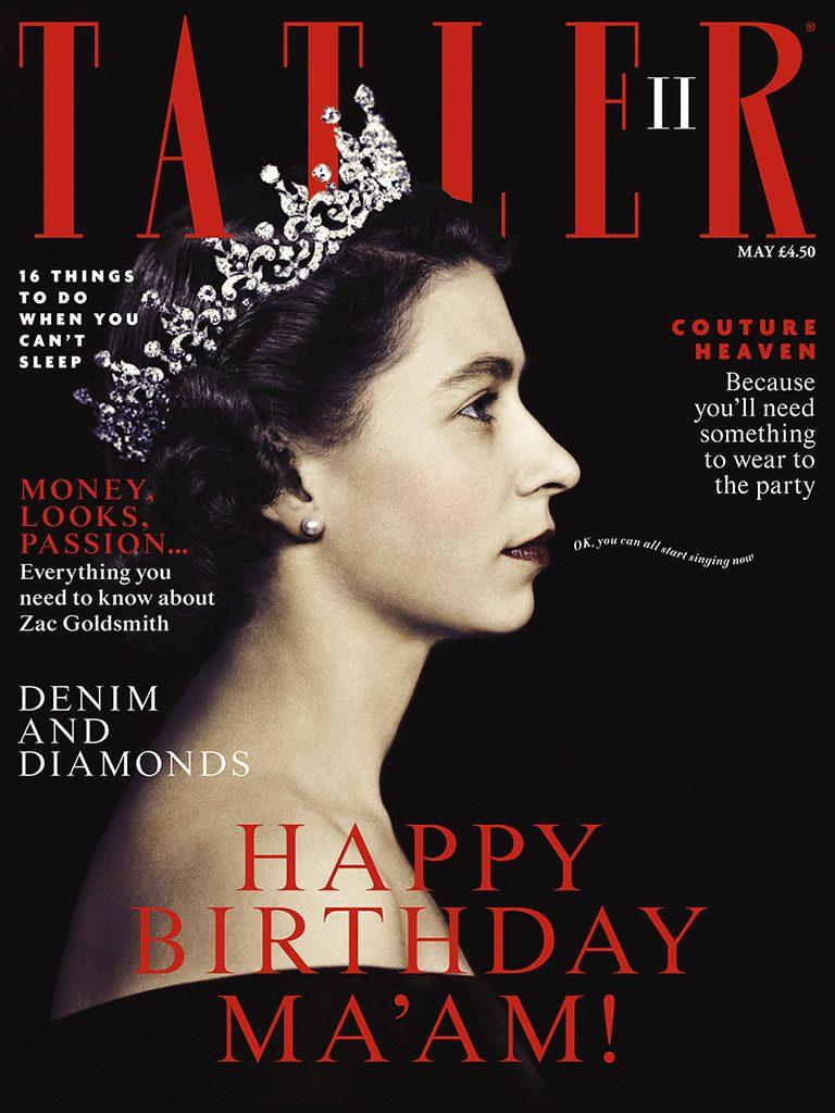 Conqueror Caviar in Tatler Magazine image
