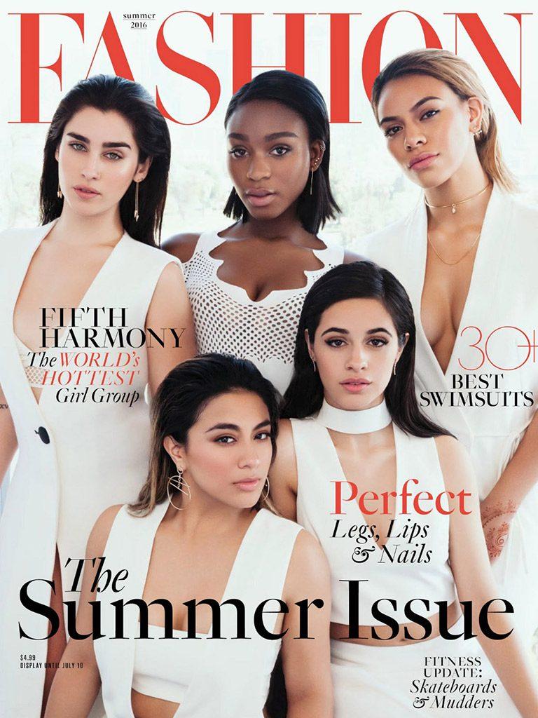 FIFTH HARMONY: Normani Kordei in Conqueror Gold – Fashion Magazine (Canada) image