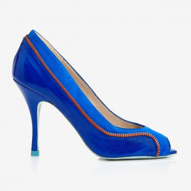 Moronoe Pump Blue
