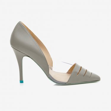 Palm d'Orsay Pump Grey