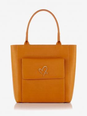 Aluna Shoulder Bag Mustard