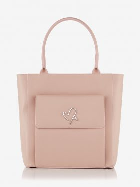 Aluna Shoulder Bag Pink