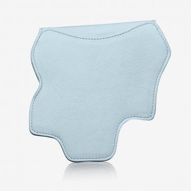 Pastel Blue Icon Wallet
