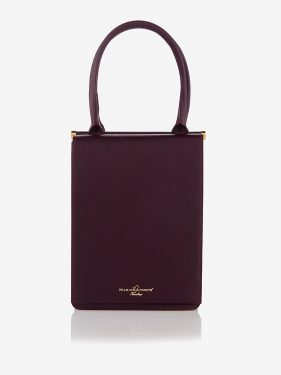 Ghard Shoulder Bag Burgundy