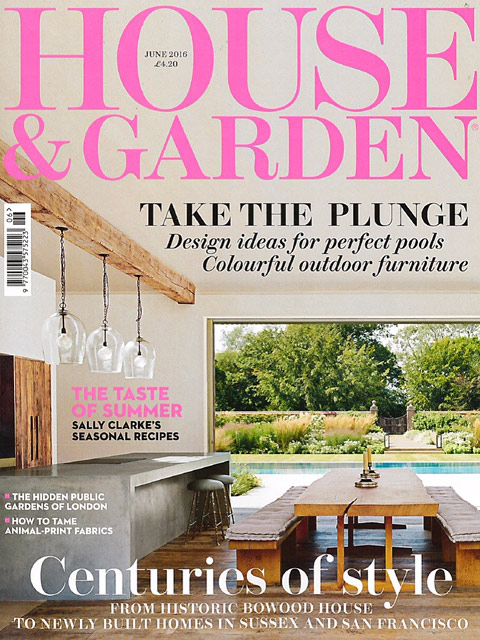 House and Garden features Ichika sandals by Marion Ayonote image