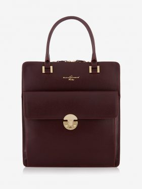 Issoria Work Bag Burgundy