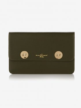 Issoria Disc Clutch Olive