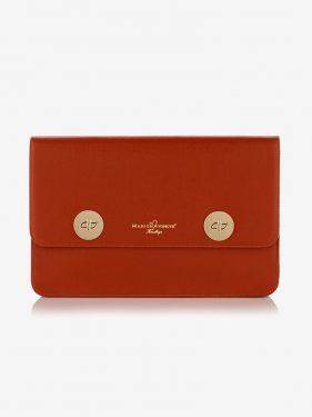 Issoria Disc Clutch Orange