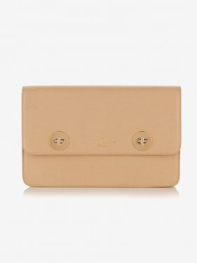 Issoria Disc Clutch Peach