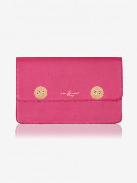 Issoria Disc Clutch Pink