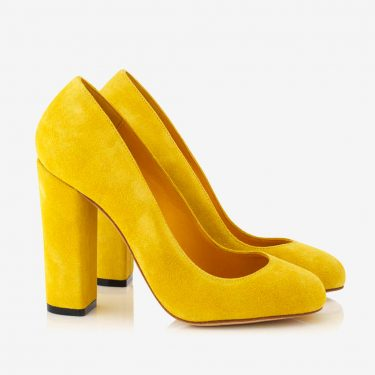 291 Pump Yellow