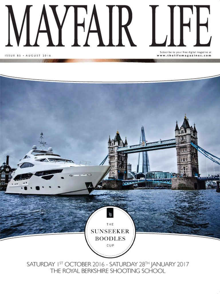 Ghard by Marion Ayonote in Mayfair Life image