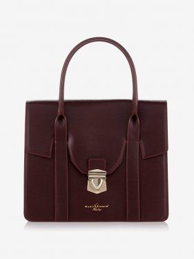 Ghoroud Work Bag Burgundy